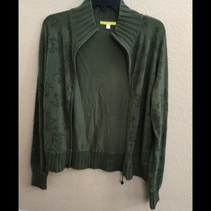 Lole. Olive Green Light sweater